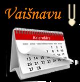 Vaišnavu kalendārs